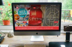 Aggiornamento sito Expoitalyadv: versione per pc desktop