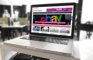 Website e logo Expoitalyonline: versione per pc portatili